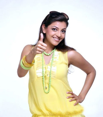 Actress Kajal Agarwal Photo Shoot For Nokia Mobile