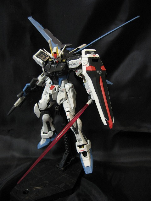RG Aile Strike Gundam Review