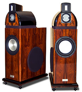 image of pair of speaker