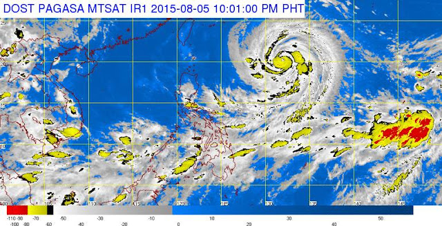 Typhoon Hanna update