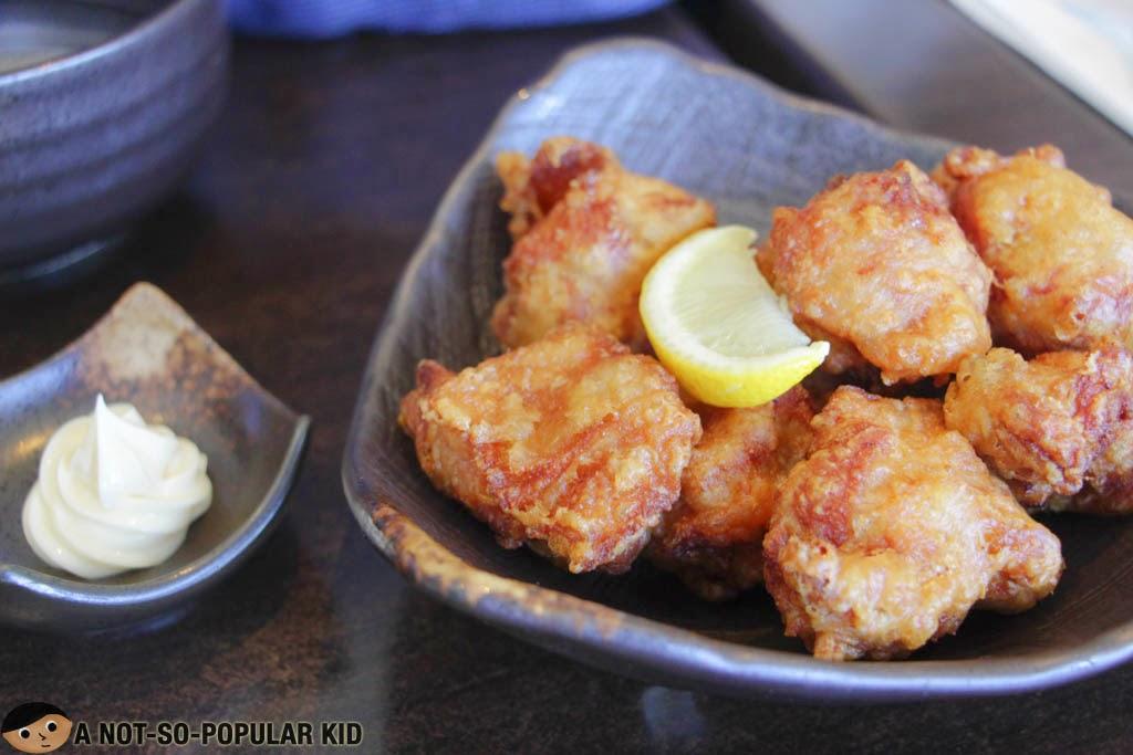 The Chicken Karaage of Kichitora