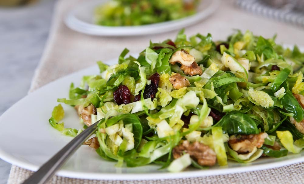 Crunchy Brussel Sprouts