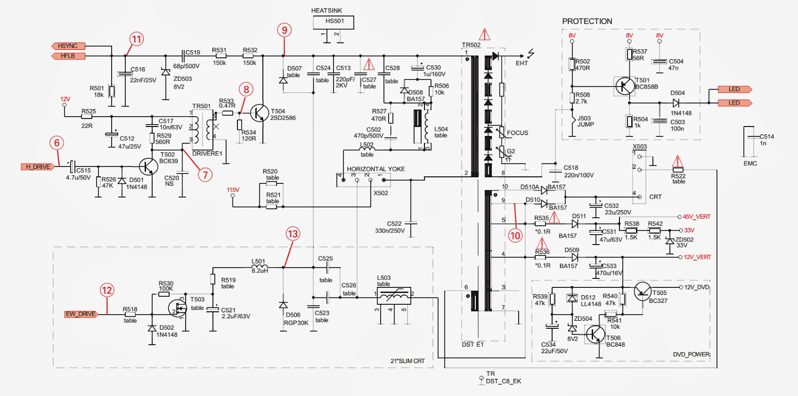 computer atx power supply wiring diagram computer discover your power supply schematic diagram for tv