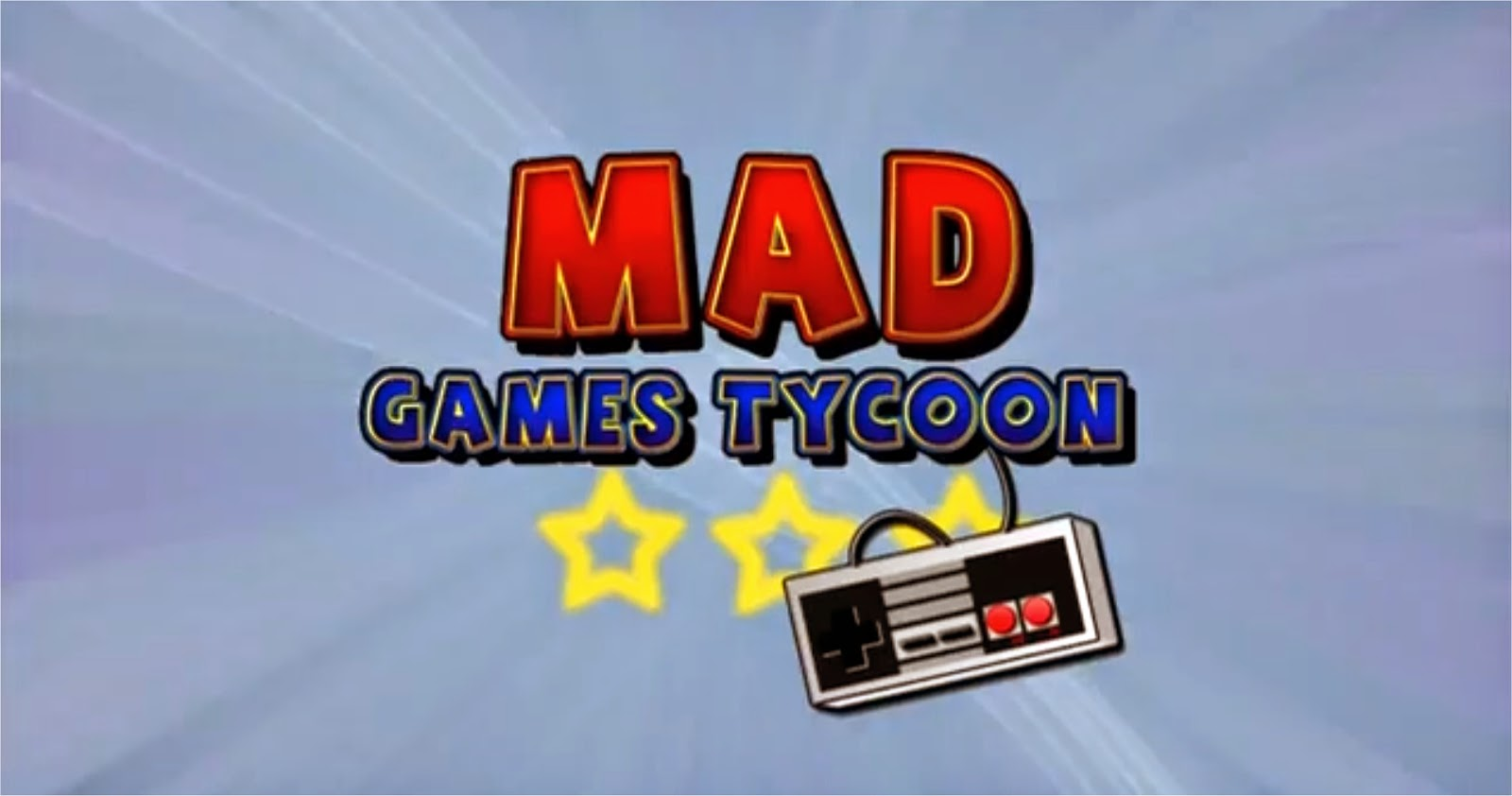 Mad Games Tycoon Logo