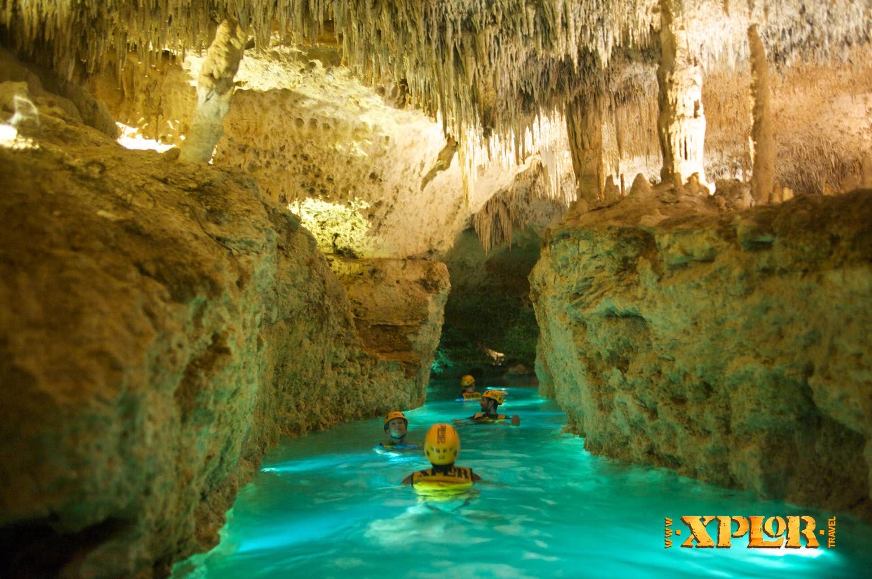 Xplor  U2013 A Unique Underground World In The  Rivieramaya