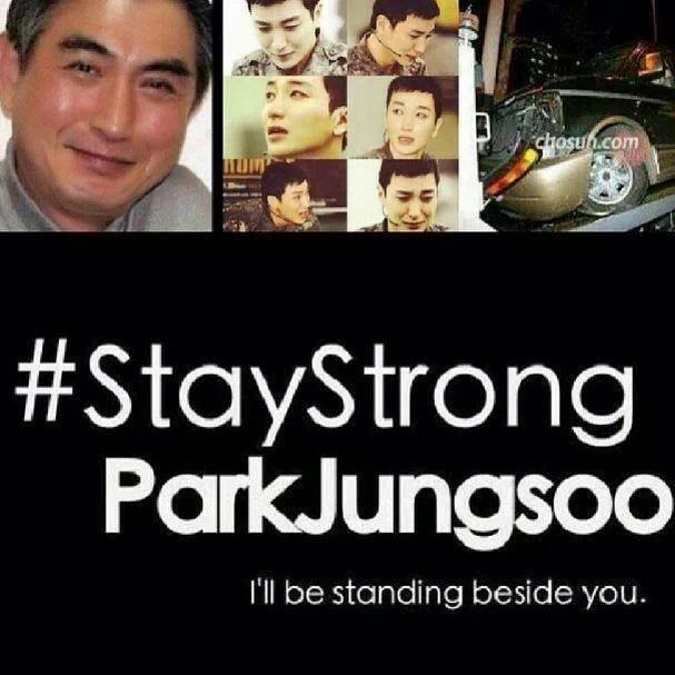 #StayStrongParkJungsoo
