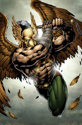 Hawkman on ARROW