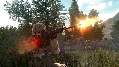 Operation Flashpoint Red River Screenshots