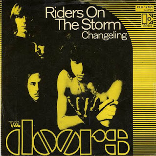 "THE DOORS: ""Riders on the storm"" (1971)"