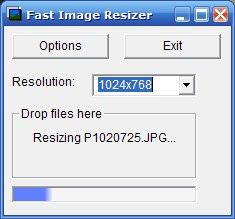 Resize Multiple Images