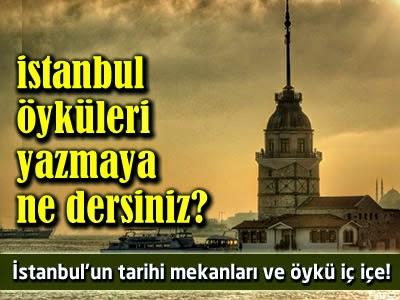 Öykü ve İstanbul
