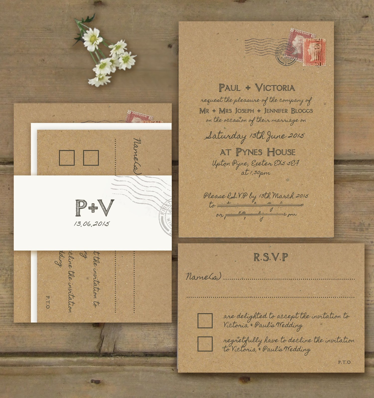 Knots And Kisses Wedding Stationery: When To Order And Send Your ...