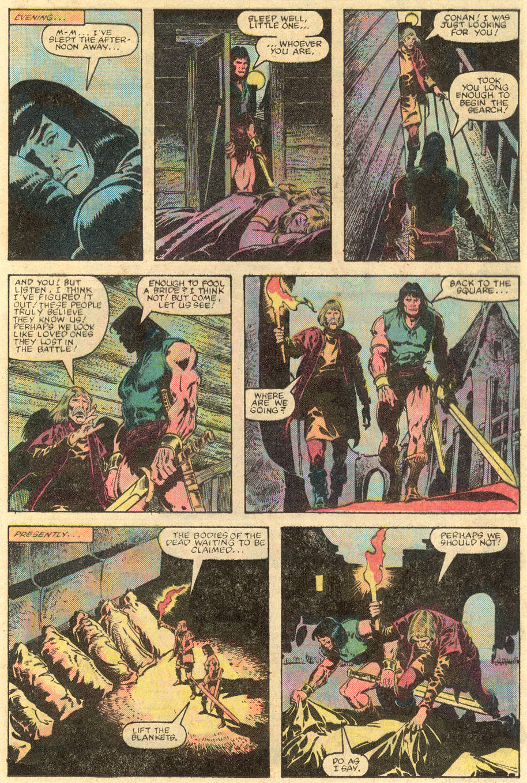 Conan the Barbarian (1970) Issue #143 #155 - English 16