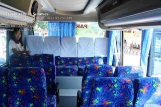Bus Pariwisata 29 seat Makassar
