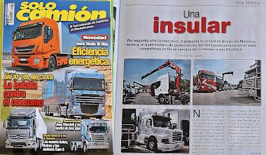 Biniali 2012 en la Solo Camión!