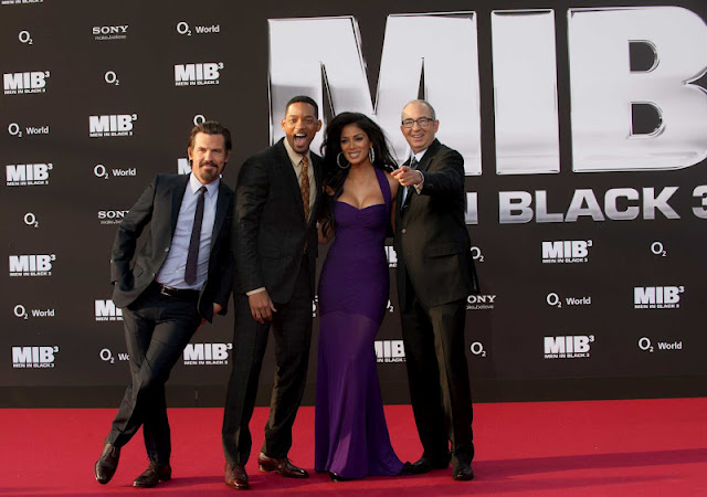 "Nicole Scherzinger – ""Men in Black 3″ Premiere in Berlin"