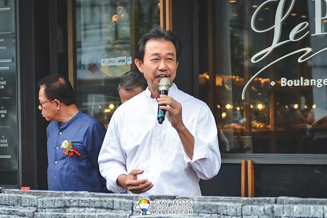 Mr A K Tan, Executive Chairman of BUTBO Group