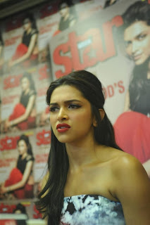 Actress Deepika Padukone Latest Pictures at Starweek Magazine Diwali Special Edition Launch 0002.jpg