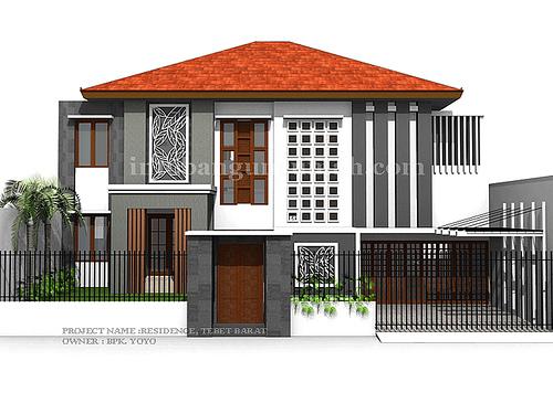 Desain Rumah Minimalis Modern  Architecture Design