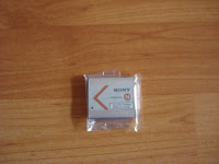 Sony DSC-W610 battery
