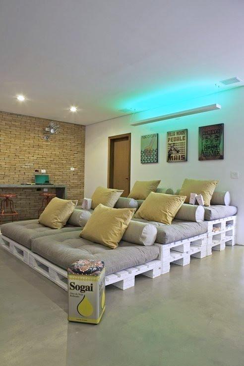 Hometrotter home style blog casa arredamento design for Pallet arredamento