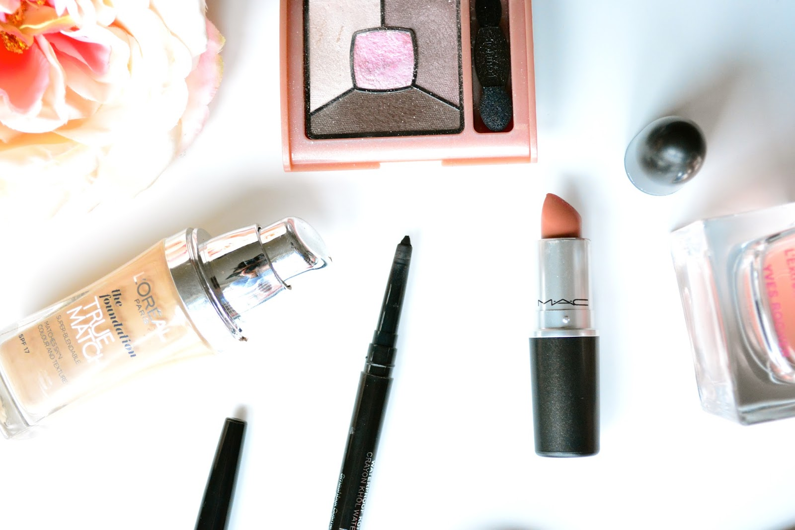 The Spring Essentials - My Top Beauty Picks, Bourjois, Smashbox, Mac Honeylove, L'Oreal True Match, Yves Rocher