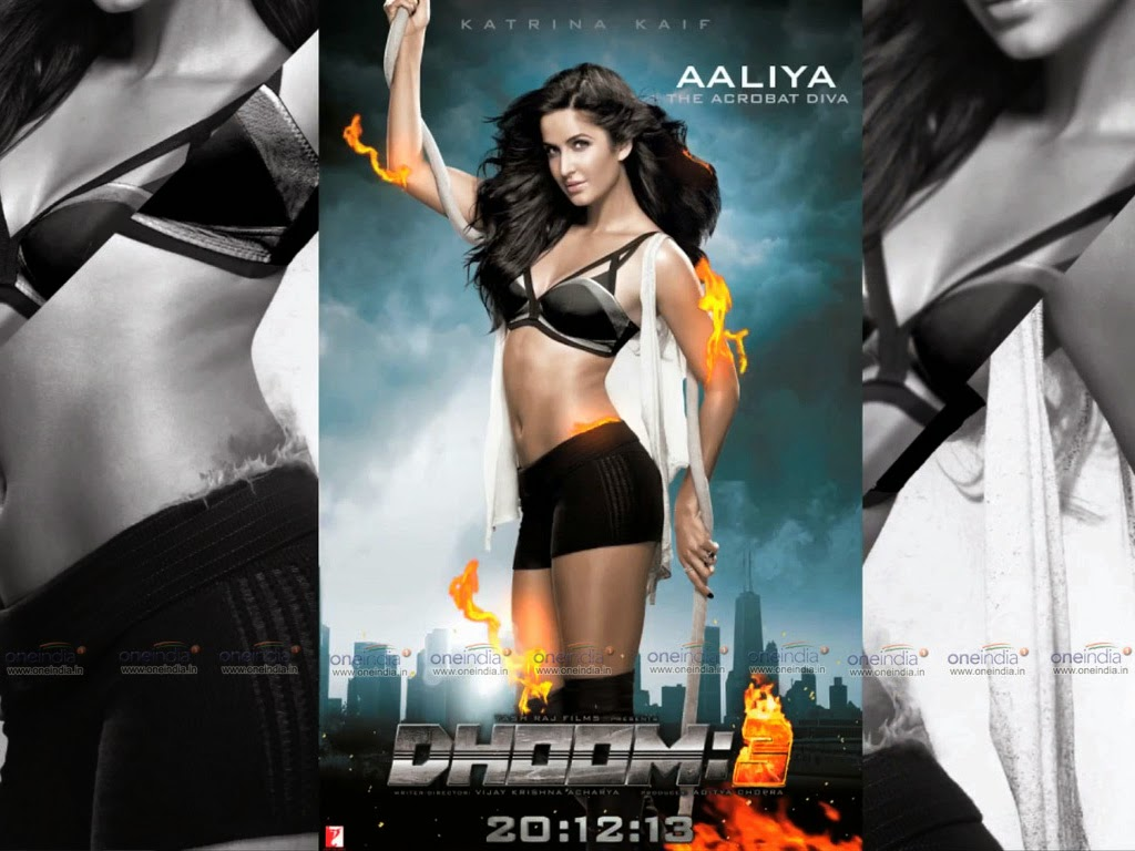Free dhoom 3 movie trailer