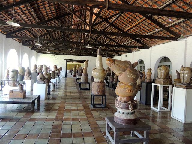 Salão de Esculturas de Francisco Brennand
