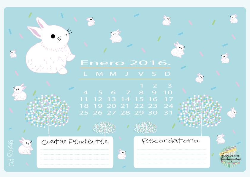 fondo de pantalla con calendario elrevoleromundoderukkia