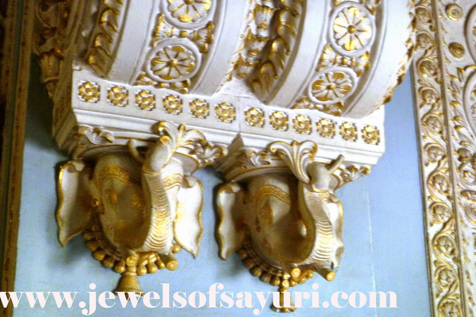 baroda palace architecture