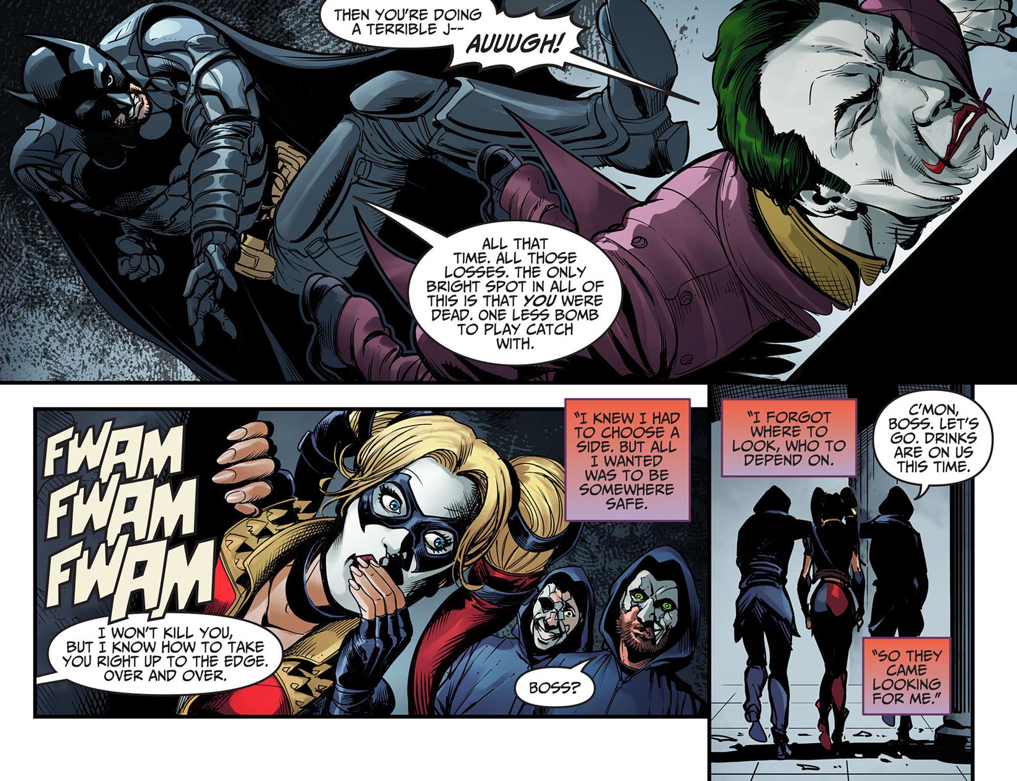 Read online Injustice: Ground Zero comic -  Issue #6 - 19