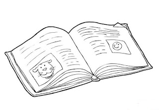 Dibujos de libros 1
