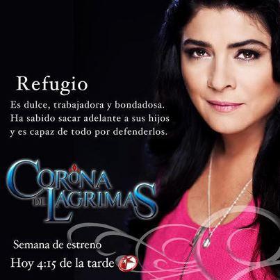 corona de lagrimas telenovelas te invito a disfrutar de la novela ...