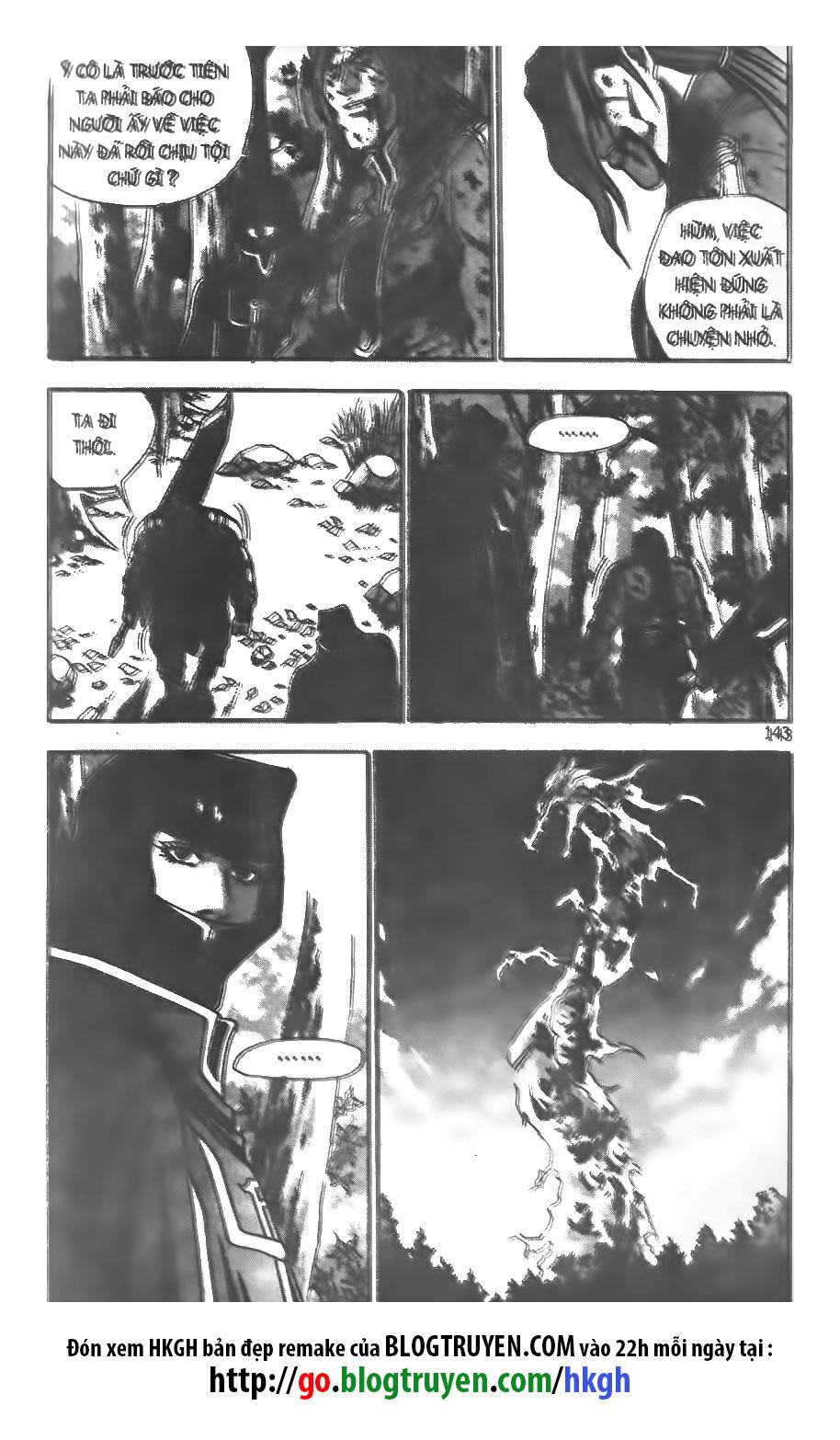 Hiệp Khách Giang Hồ chap 262 Trang 19 - Mangak.info