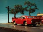 Fred's Auto Shop Diorama (1:64)