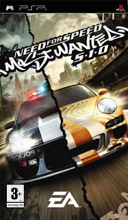 Need For Speed Most Wanted Psp PlayStation Portable Www.JuegosParaPlayStation.Com