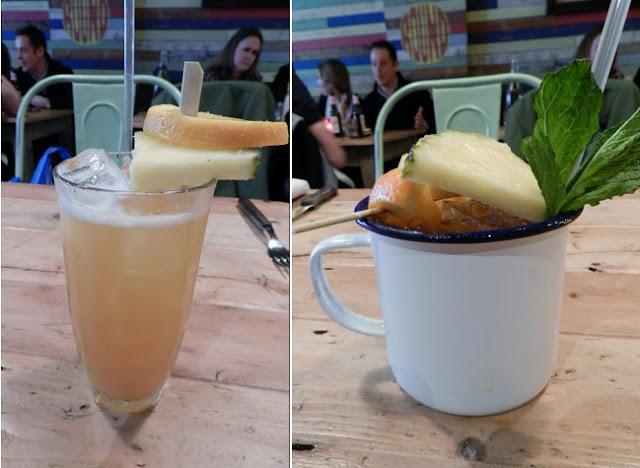 Rum Kitchen, Notting Hill Cocktails