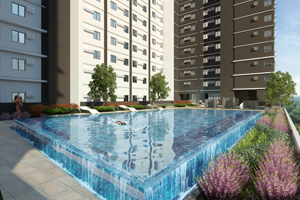Swimming Pool at Avida CityFlex Towers BGC