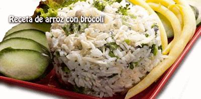 Recetas de arroz,