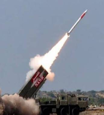 Hatf Nasr 9 Missile Of Pakistan Army
