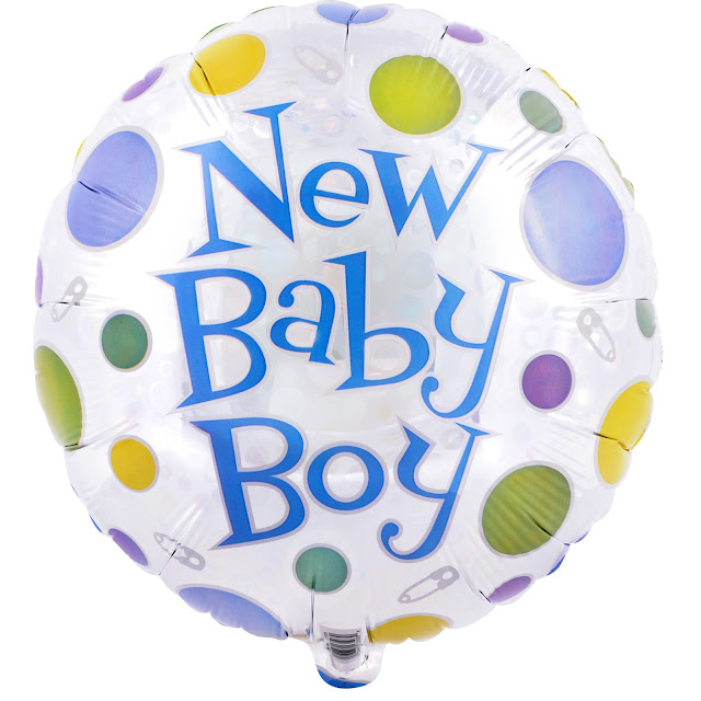 Balloon Baby Boy7