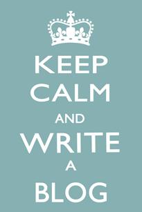 Ecrire sur son blog pour se détendre...