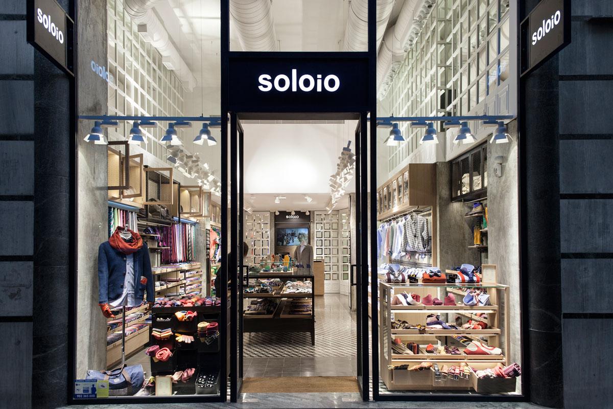 SOLOiO Valencia tienda pajaritas moda masculina