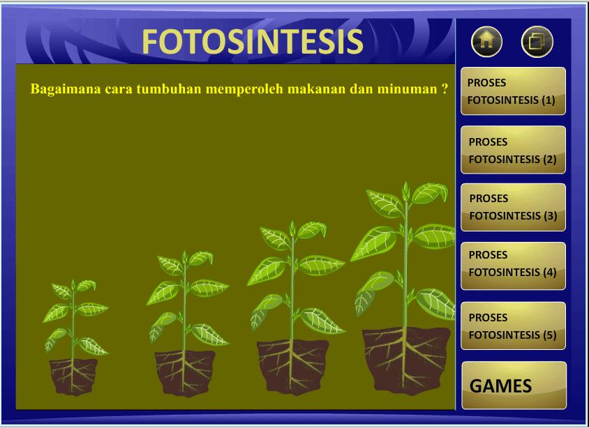 Flash Fotosintesis Folder Guru