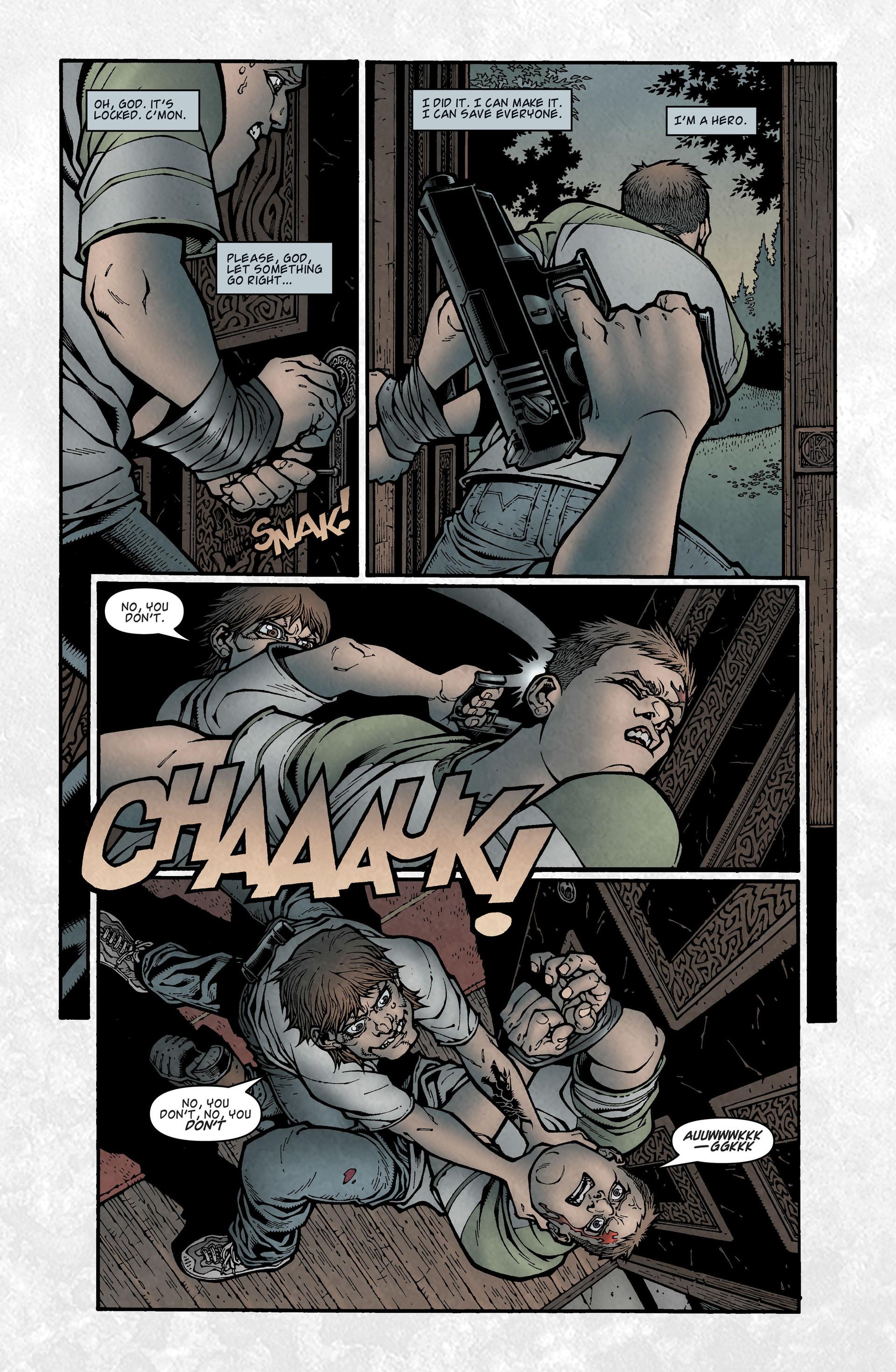 Locke & Key (2008) Issue #6 #6 - English 14