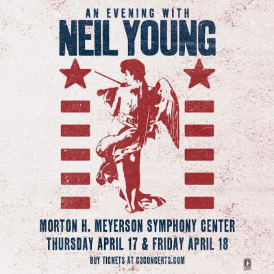 Neil Young Dallas 2014