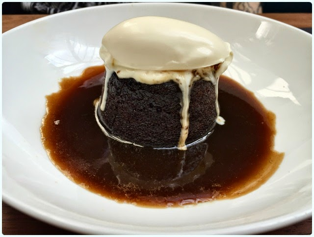 Hawksmoor, Manchester - Sticky Toffee Pudding