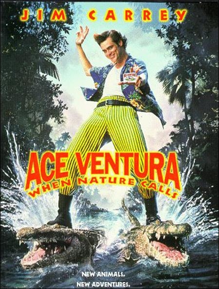 Ace Ventura II: Operación África (1995)