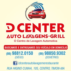 D CENTER AUTO LAVAGENS-GRILL