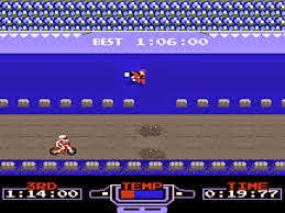 game nintendo excitebike motocross